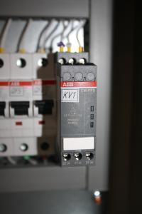 Щиты АВР с комплектацией ABB