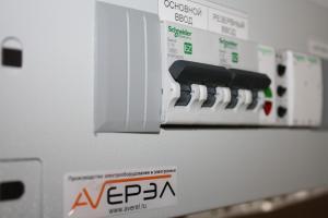 Устройство АВР 19 с комплектацией Schnaider Electric