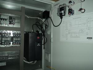 Шкафы с частотными преобразователями