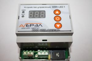 Устройство GSM-LED1