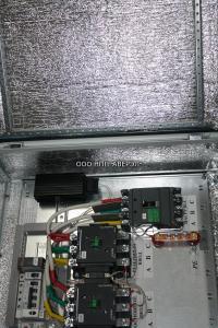 Шкаф АВР 200А IP66 Schneider + термошкаф ТШ