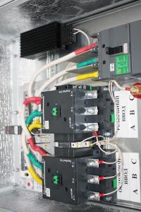 Шкаф АВР 200А IP65 Schneider