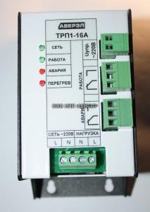 Тиристорный пускатель ТРП1-16А