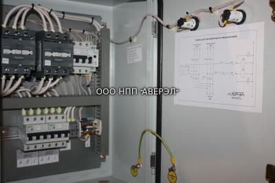 Шкаф АВР 63А IP54 Schneider