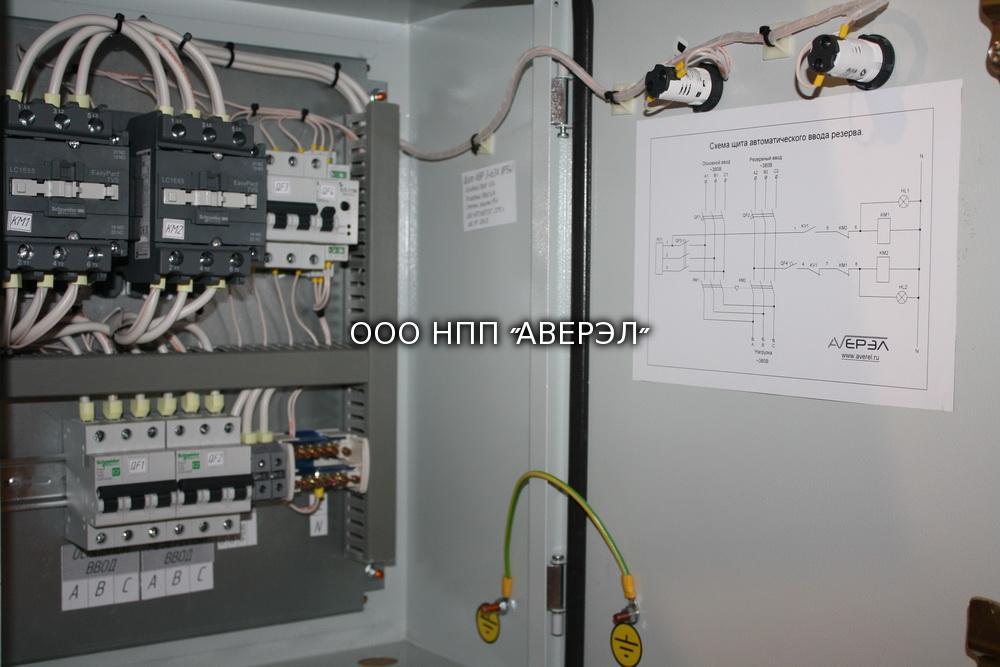 Шкаф АВР 100А IP31 Schneider