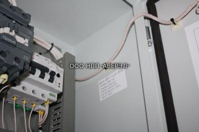 Шкаф АВР ЩАВР 3-100 (2 ввода 380В 100А, IP31 Schneider)