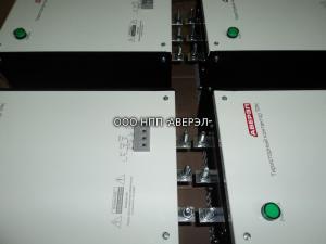 Тиристорный контактор ТРК-250А