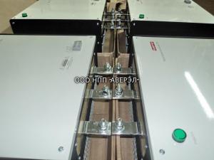 Тиристорный контактор ТРК-400А